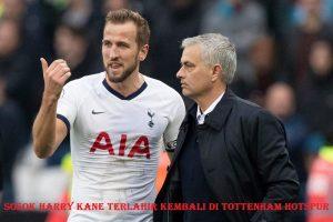 Sosok Harry Kane Yang Terlahir Kembali Di Tottenham Hotspur