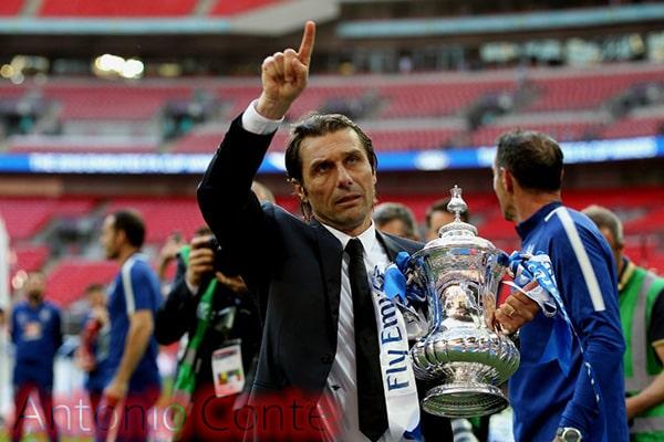 Pelatih Baru Tottenham Hotspur Antonio Conte