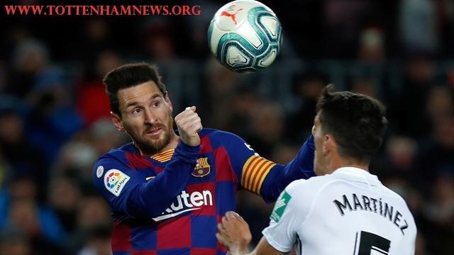 Messi Resmi Keluar Dari Barcelona, Setelah 17 Tahun Bergabung